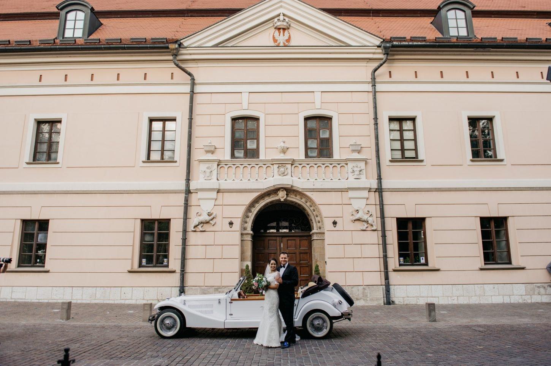 Lisa i Michael - Królewski ślub